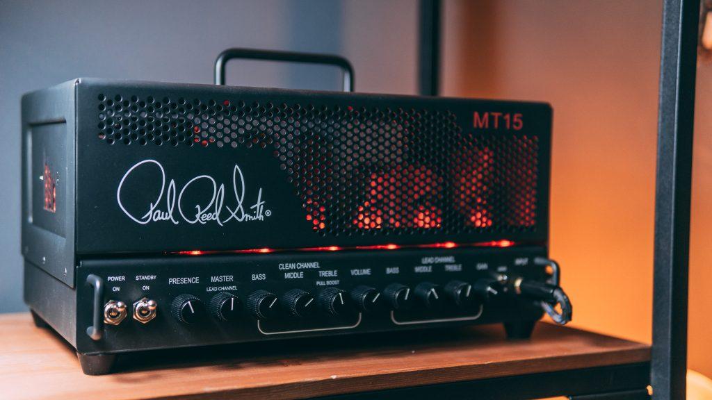 Amplificatore rock per chitarra Paul Reed Smith MT15 Mark Tremonti