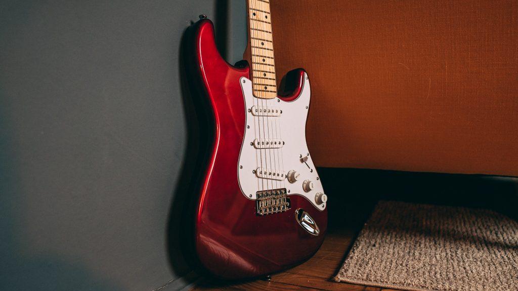 Chitarra elettrica di tipo Stratocaster di Tokai Guitars