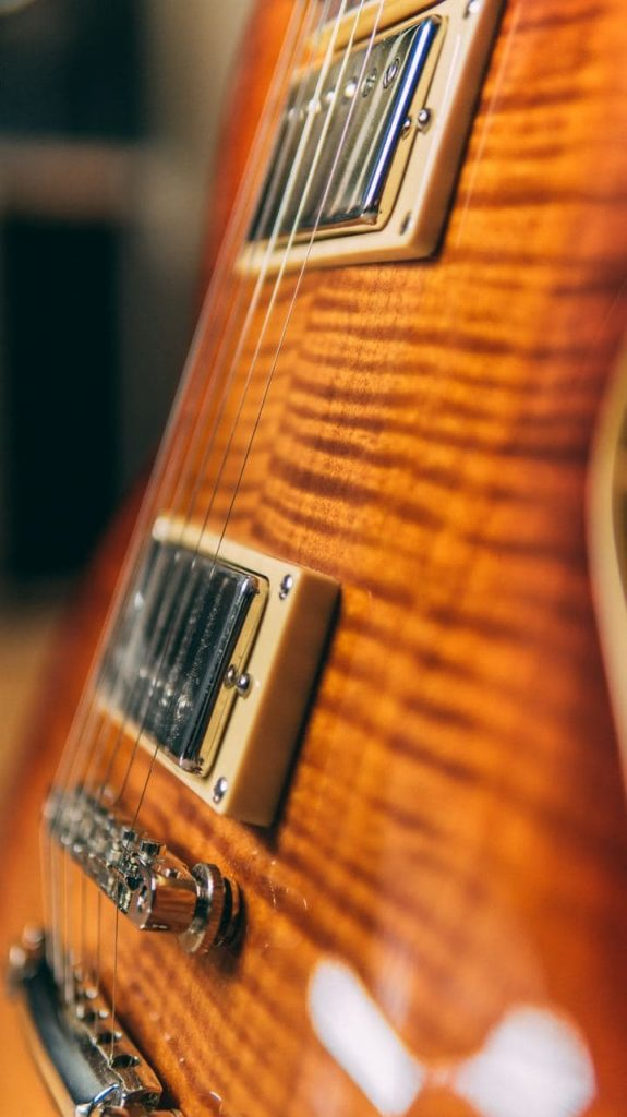 Pickup Seymour Duncan JB e 59 della chitarra elettrica Guild Bluesbird