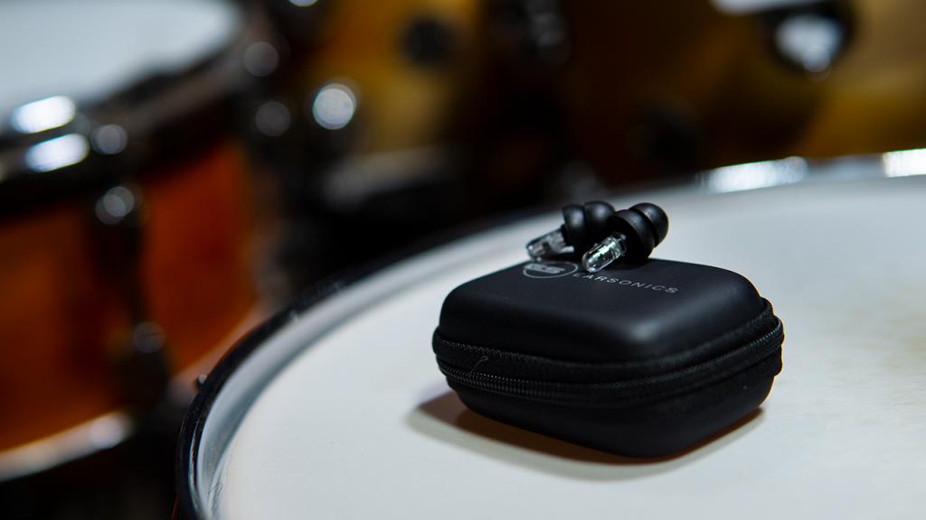 tappi per batteristi Earsonics EarPad in silicone