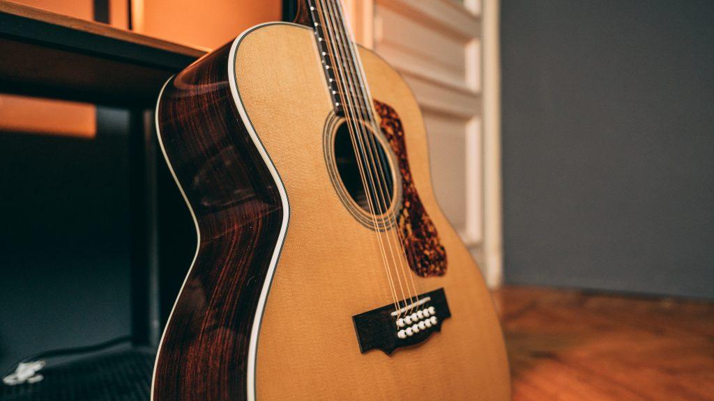 chitarra 12 corde GUILD F-1512 12-string Nat