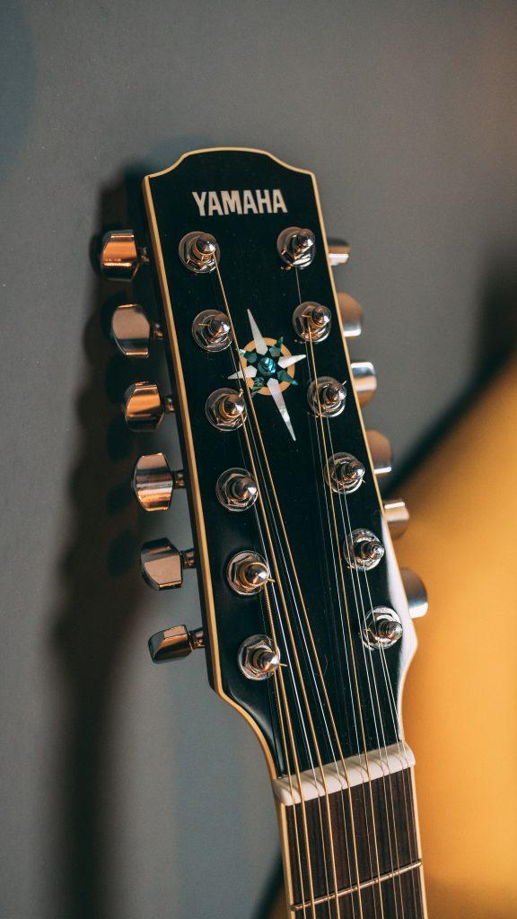 chitarra 12 corde YAMAHA CPX700II 12 Natural