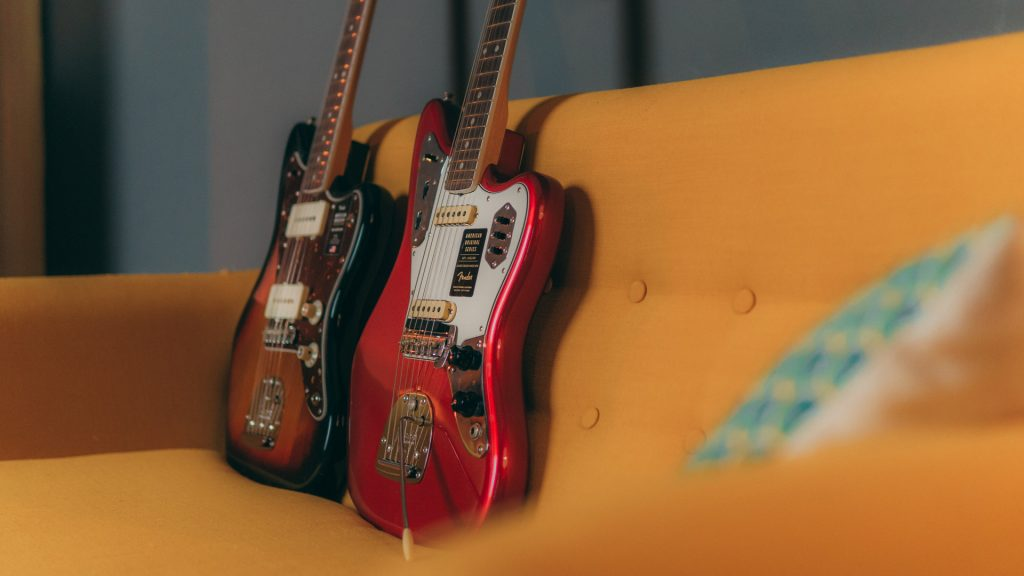 Fender Jaguarr American Original '60s